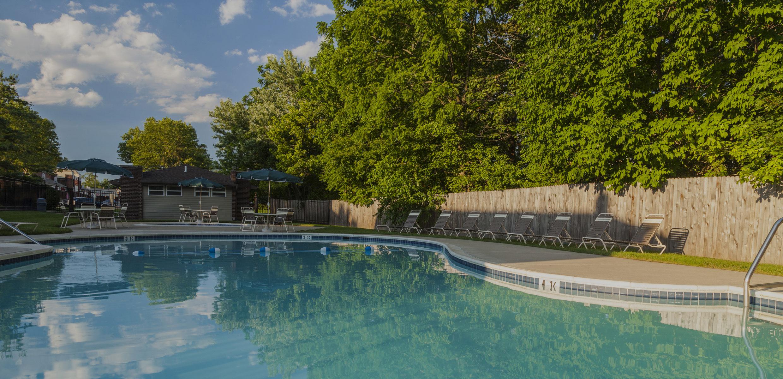Regency Woods Apartments Pool