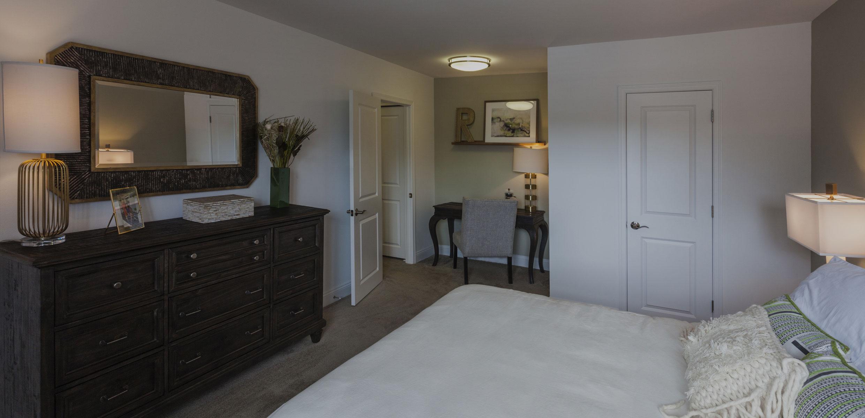 Bedroom in Regency Woods Apartments
